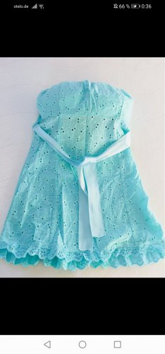 A Line Top turquoise