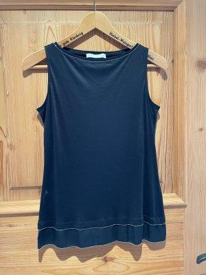 Fabiana Filippi A Line Top black polyester