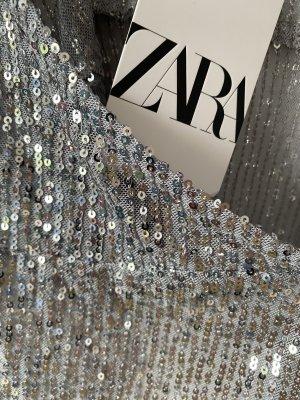 Top glitter style Zara NEU