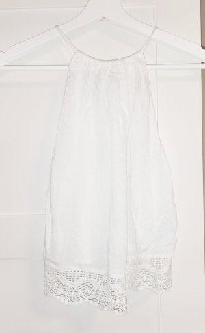 H&M Hauts épaule nues blanc