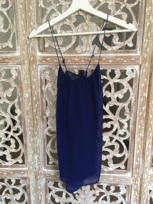 H&M Blusa blu