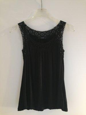 Hallhuber Lace Top black