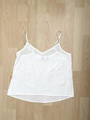 Hollister Basic topje wit