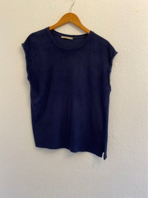 Top in Blau von Zara, Gr.M,34,36,38