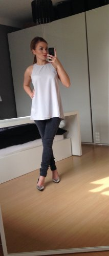 AX Paris Top gris
