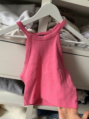 Top in rosa