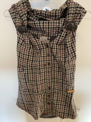 Khujo Camisa de mujer caqui