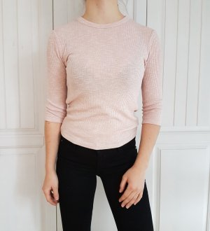 Knitted Top pink-light pink
