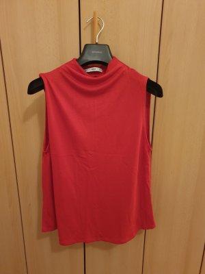 Mango Suit Gebreide top rood