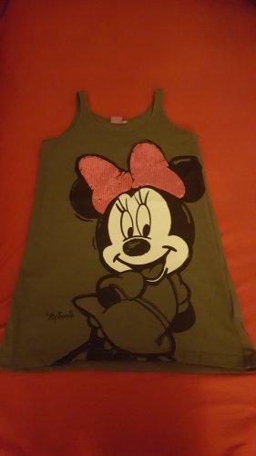 Disney Débardeur gris foncé-magenta