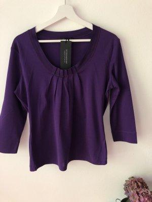 Strenesse Haut basique violet foncé-violet coton