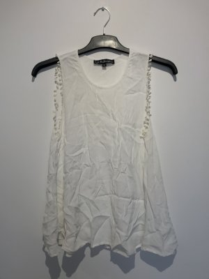 For Love & Lemons Blusa bianco sporco