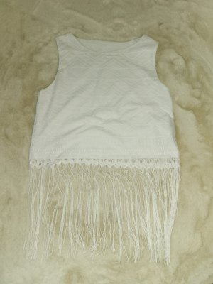 Silk Top white
