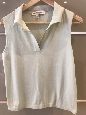 Maria di Ripabianca Polo Top pale green