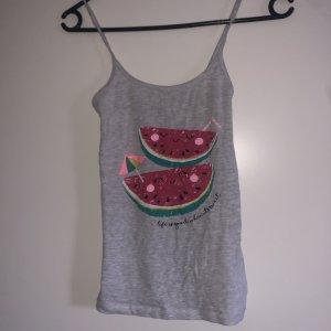 Top mit Melonen