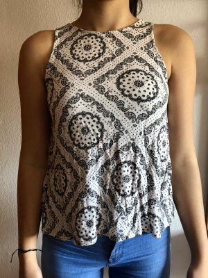 Top mit Paisley Muster