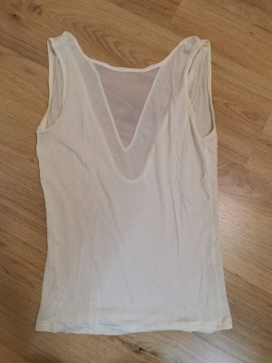 Vero Moda Backless Top natural white