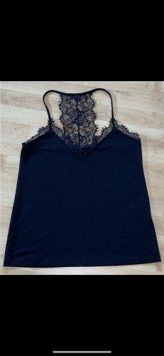 Lace Top black