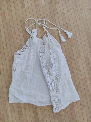 Cooperative Strappy Top white