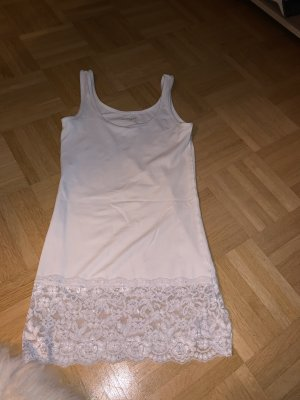 Only Top lungo bianco