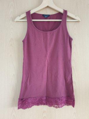 Amisu Long Top purple