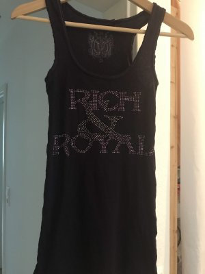 Rich & Royal Lange top paars