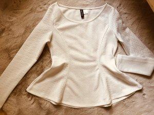 H&M Empire shirt wit