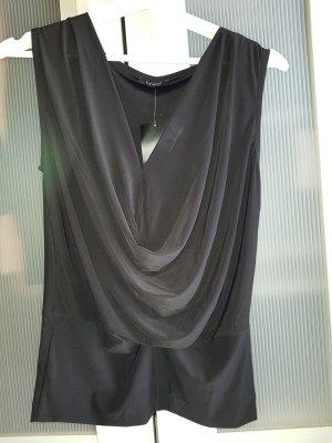 Orsay Débardeur à col bénitier noir polyester