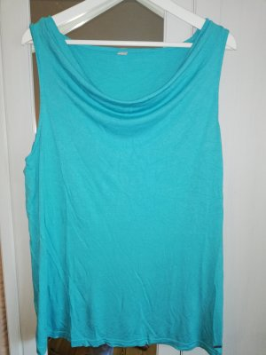s.Oliver Cowl-Neck Top turquoise