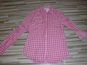 Top-moderne Bluse pink
