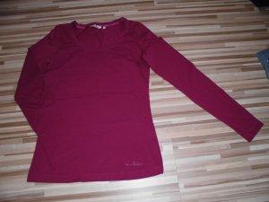 Top-modernes Shirt Tom Tailer brombeerfarben