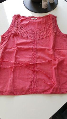 Kiomi Top brick red-magenta