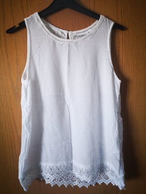 Only Lace Top natural white