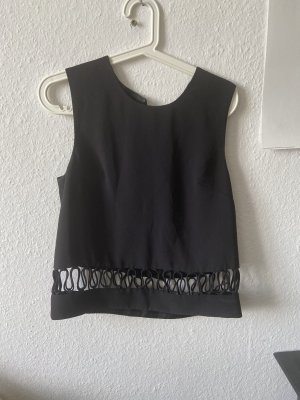 & other stories Cropped top zwart