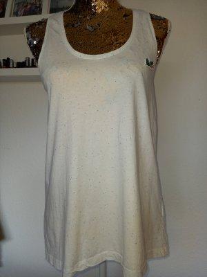 Picture Organic Clothing Top o kroju litery A błękitny