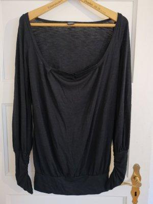 Castro Long Shirt black