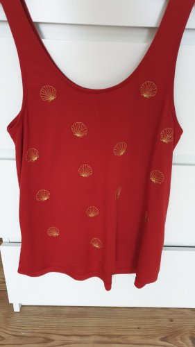 Pimkie A Line Top red