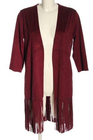 Top Secret Blouse Jacket pink casual look