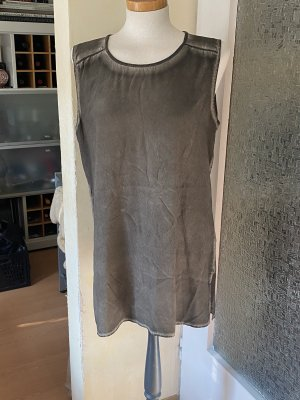 Liebeskind Silk Top grey brown