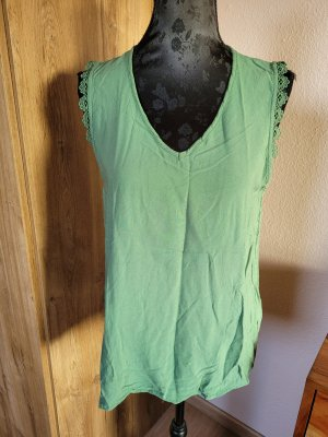 Top Shirt grün Vero Moda