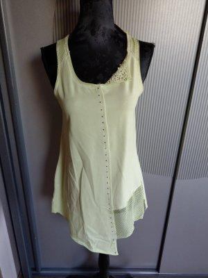Top Shirt hellgrün Tredy Neu
