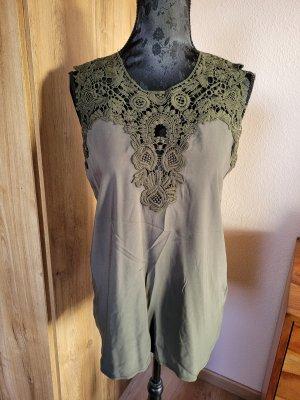 Top Shirt khaki Orsay Neu