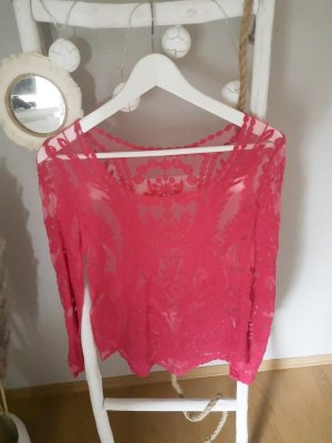 Top Shirt Lace Spitze blogger hipster boho