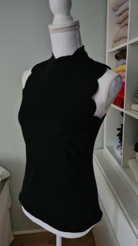 Asos Off-The-Shoulder Top black
