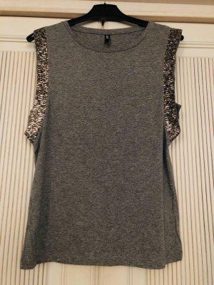 Top/Shirt Pailletten Goldenpoint NEU Gr. S