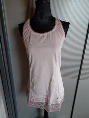 Tredy Lace Top light pink