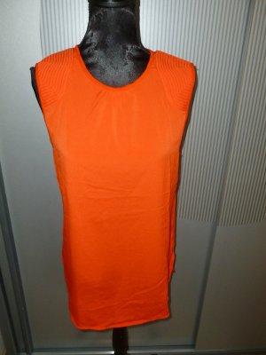 Top Shirt rot orange Orsay neu