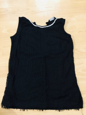 Top/Shirt schwarz
