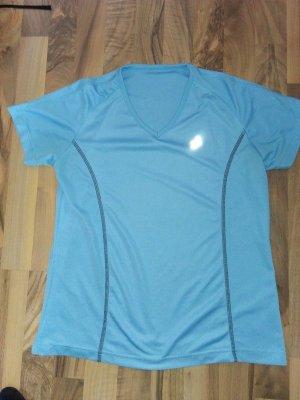 Top Shirt Sportlich Sport Hellblau 38-40 M S-M