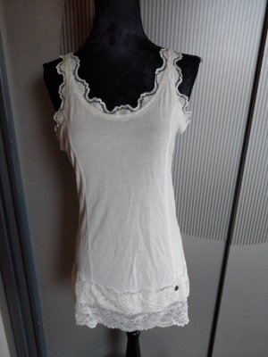 Tredy Lace Top white